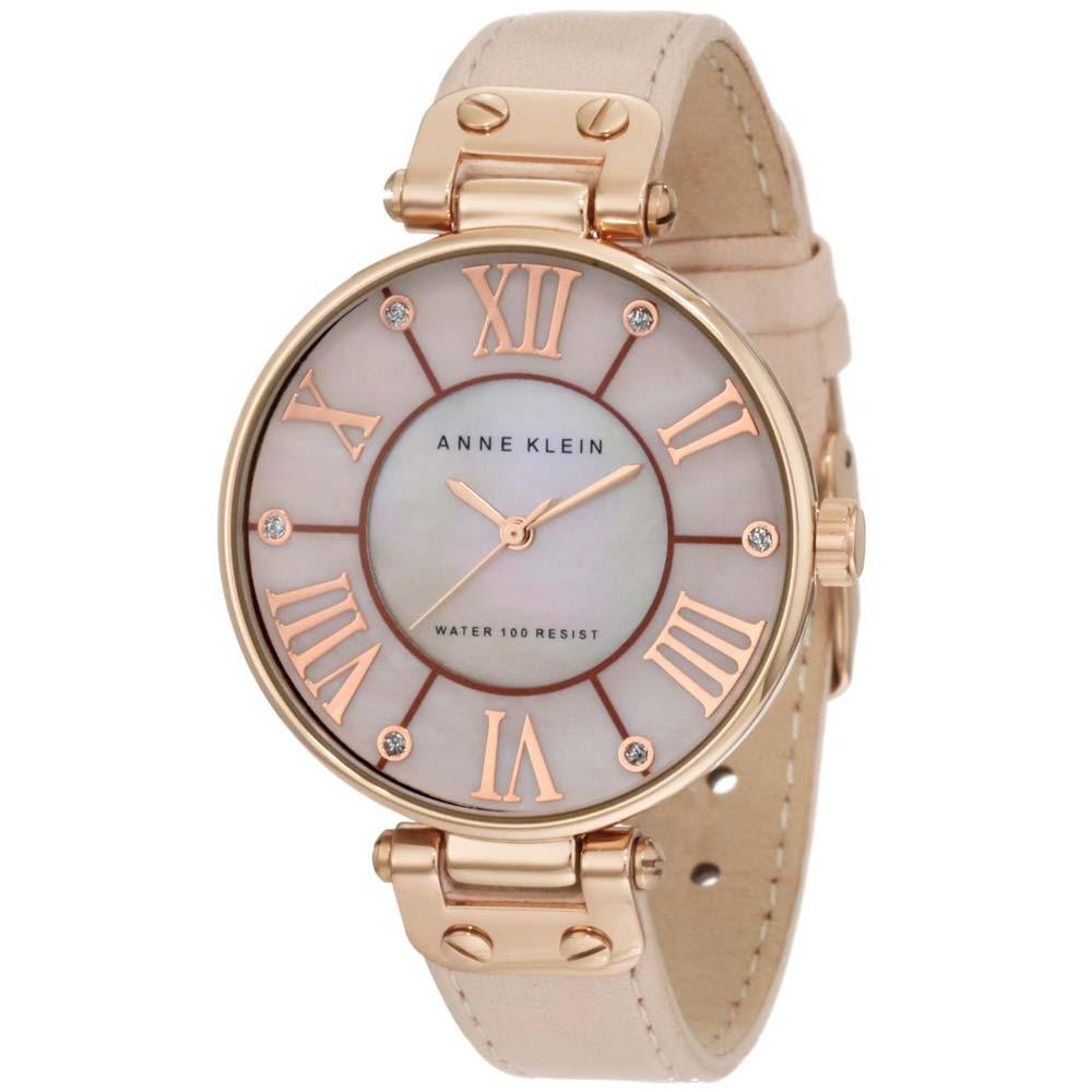Leather | Watch | Metal | Strap | Women | Rose | Pink | Gold